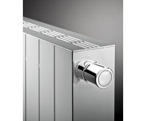 Grzejnik dekoracyjny aluminiowy ZAROS H100