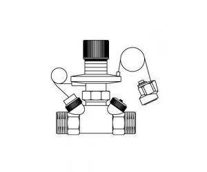 Hycocon DP regulator róznicy ciśnień bez NZ