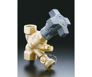 Hydrocontrol R - GZ, otwory zaślepione korkami