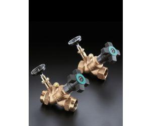 Aquastrom C - zawór równoważacy do przewodów cyrkulacyjnych