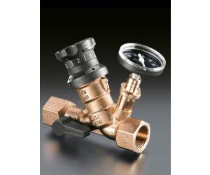 Aquastrom VT - termostatyczny zawór regulacyjny z funkcją ws