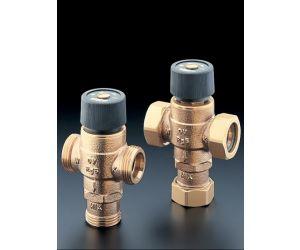Brawa-Mix - termostatyczny zawór mieszający do wody użytkowe