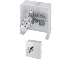 Kombibox - termostatyczna regulacja ogrzewania podłogowego