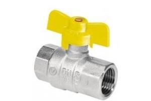 Armatura instalacyjna gazowa