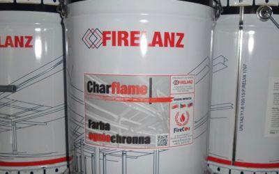 CHARFLAME – Zabezpieczenia konstrukcji stalowych